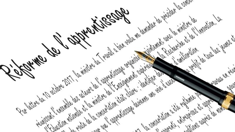 Rapport De La Consultation Sur L Apprentissage